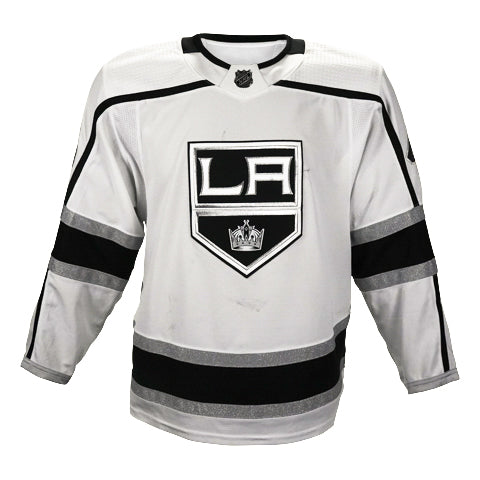 Matt Luff Game-Worn Away Jersey (2019-20 Season, Set 1)
