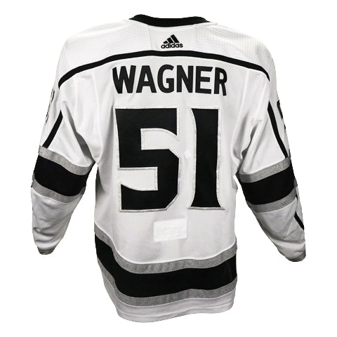 Austin Wagner Game-Worn Away Jersey (2019-20 Season, Set 1)