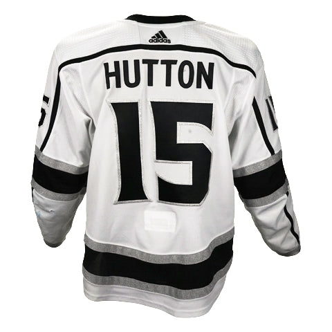 Ben Hutton Game-Worn Away Jersey (2019-20 Season, Set 1)