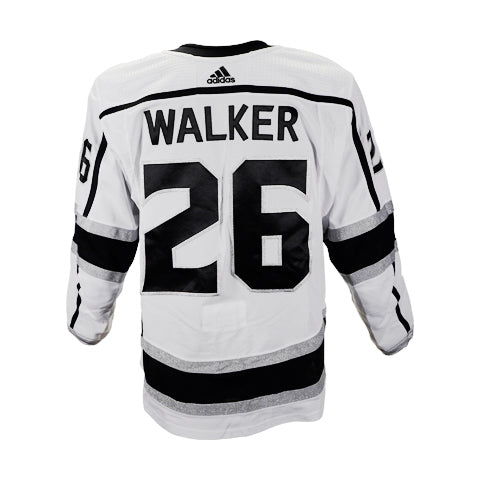 Sean Walker Game-Worn Away Jersey (2019-20 Season, Set 2)