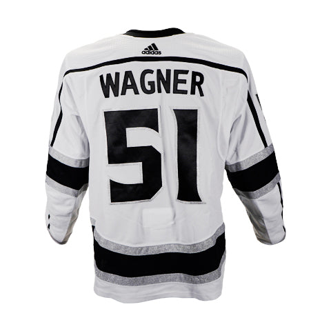 Austin Wagner Game-Worn Away Jersey (2019-20 Season, Set 2)
