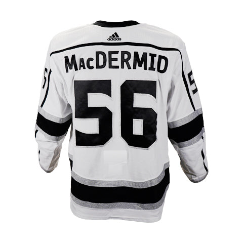 Kurtis MacDermid Game-Worn Away Jersey (2019-20 Season, Set 2)