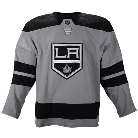 Jeff Carter Game-Worn Silver Jersey 2019-20 Season