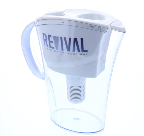 REVIVAL Mini Filtered Water Pitcher