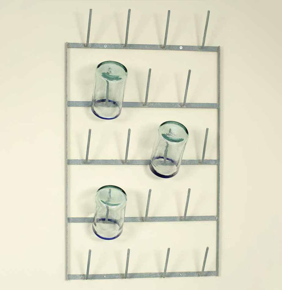 Wall Mount Drying Rack - The Painted Porch Co