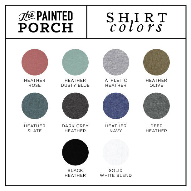Well with my Soul Shirt - The Painted Porch Co