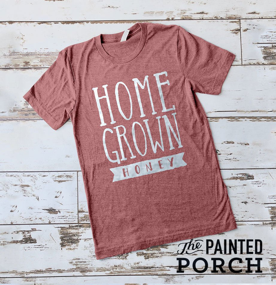 Home Grown Honey Shirt - The Painted Porch Co