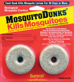 Mosquito Dunks - for open water mosquito eradication - at vlsmt.com!