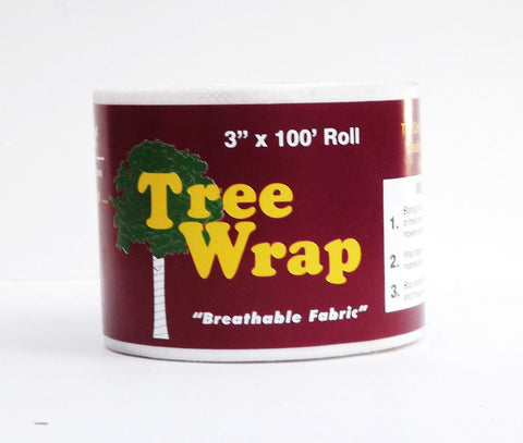 Tree Protection Wrap.  Wrap your trees to protect them from the harsh winter weather, animal damage or heat.  In stock and ready to ship out today.