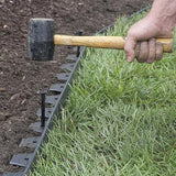 Dimex No-Dig Edging Strips - so easy to use.  Stocked and ready for shipment daily from Northwest USA location.