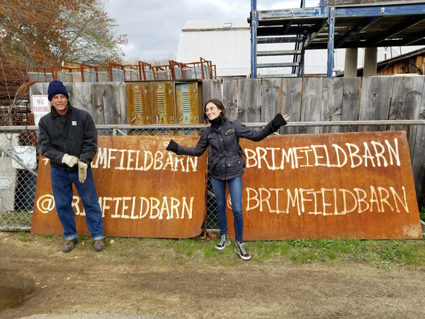 ROADTRIP: BRIMFIELD