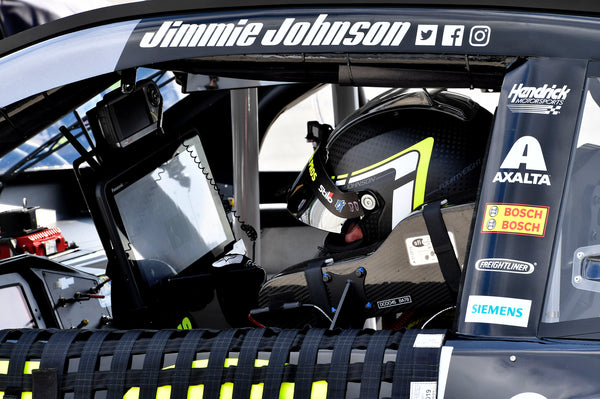 JIMMIE JOHNSON: 'I'VE LEARNED MORE ABOUT MYSELF DURING THE TOUGH TIMES'
