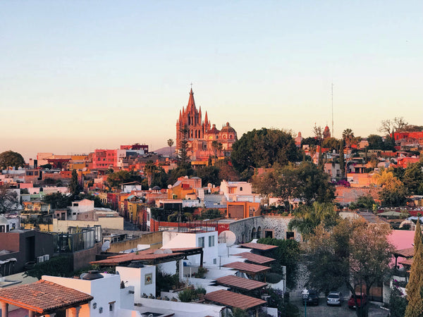 THE #DANNIJOTRAVELS GUIDE TO SAN MIGUEL DE ALLENDE