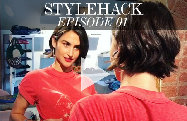DANNIJO TO-GO STYLEHACK: EPISODE 1