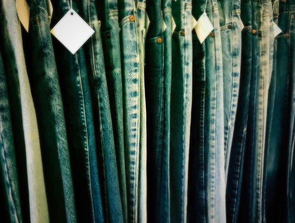 #DANNIJOVINTAGE: SHOPPING DENIM 101