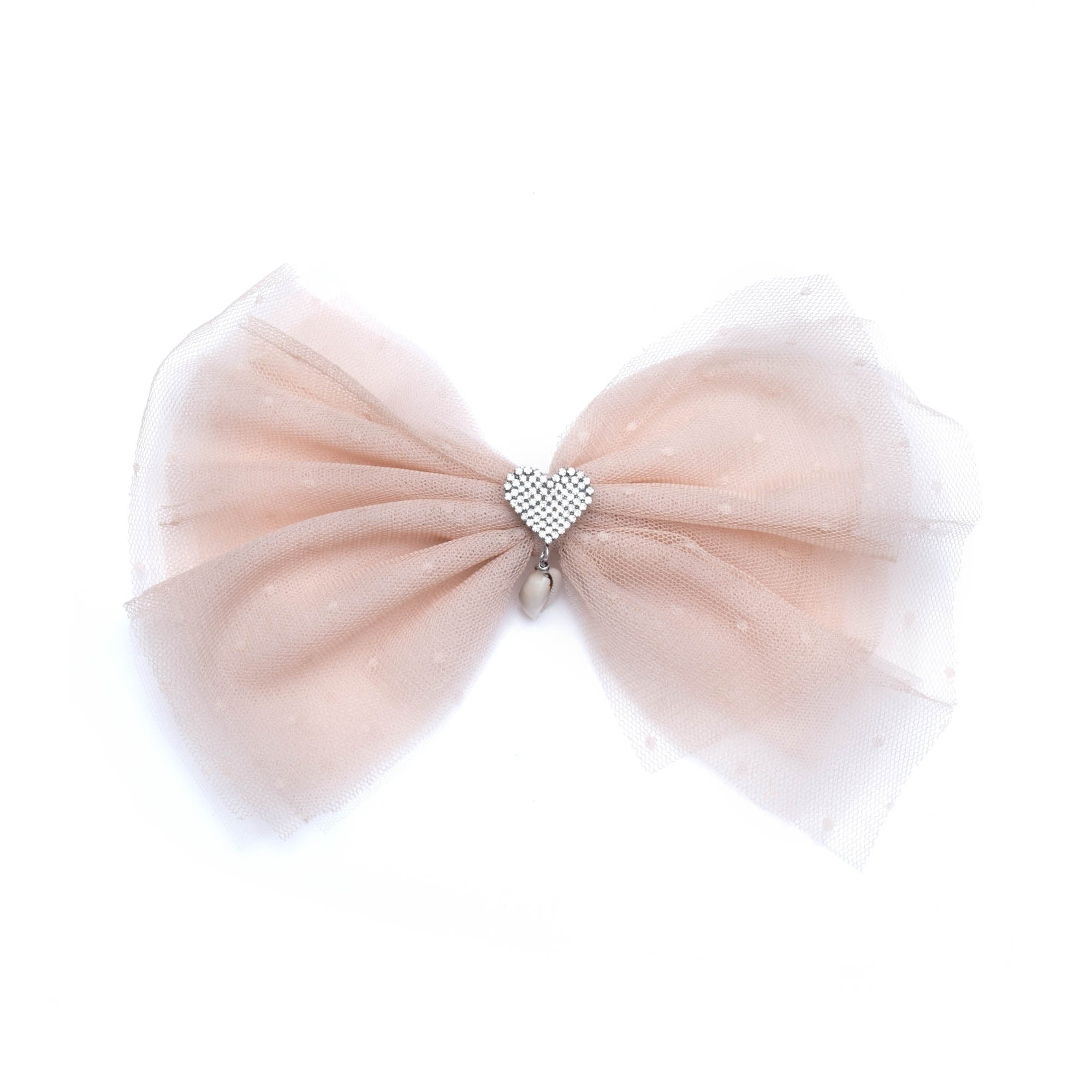 Liza Tulle Bow
