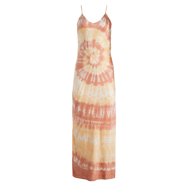 Amber Tie Dye Slip Dress