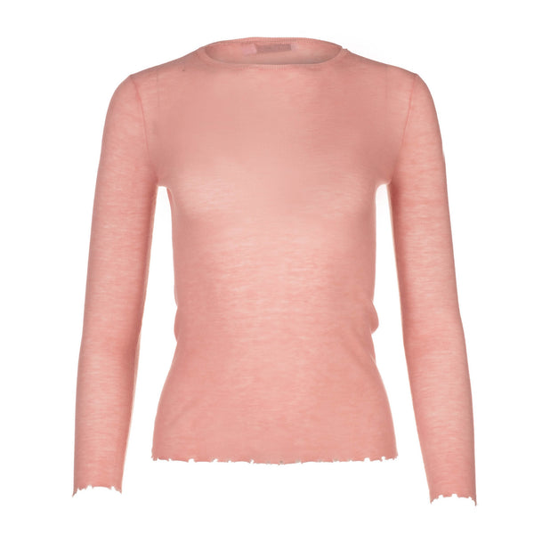 Light Pink Crew Neck