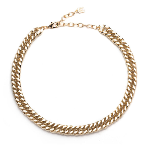 Cassie Gold Necklace