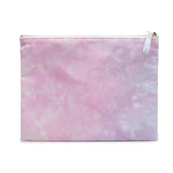 Small Cotton Tie Dye Pouch