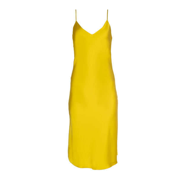 Daffodil Midi Slip Dress