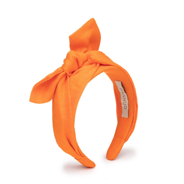 Emi Orange Headband