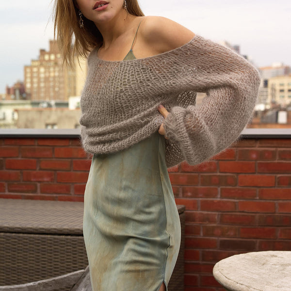Taupe Sweater