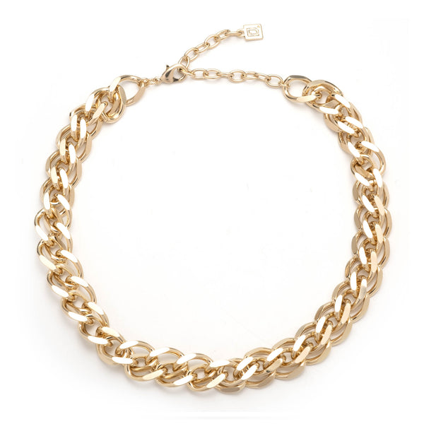Leela Gold Necklace