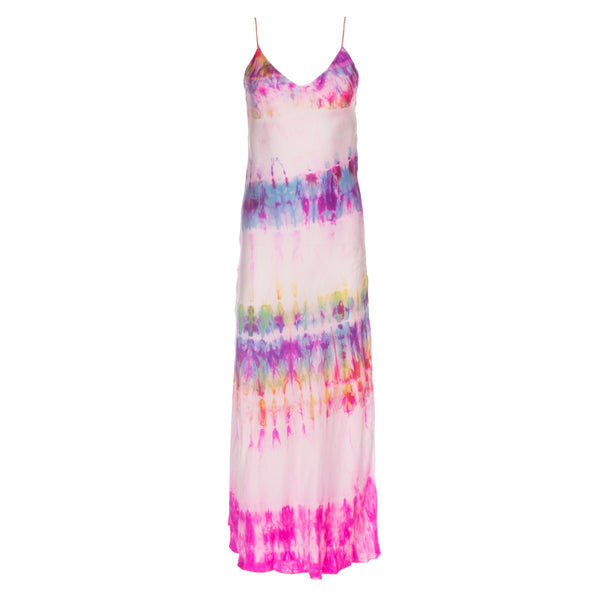 Strawberry Fields Tie Dye Dress