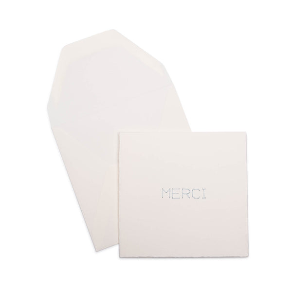 Merci Notecard