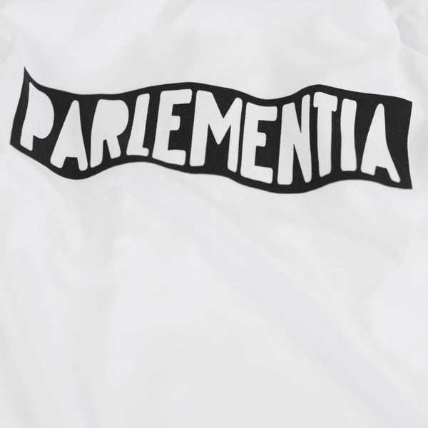 Parlementia White and Black T-shirt