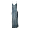 Sea Natural Hand Dyed Slip Dress