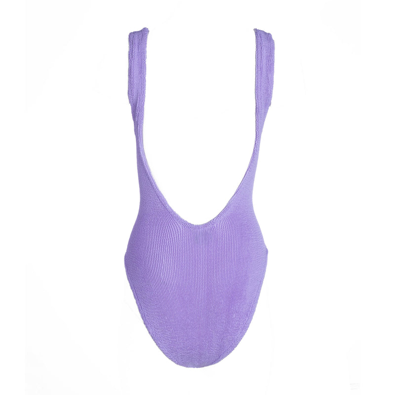 Lilac Square Neck One Piece