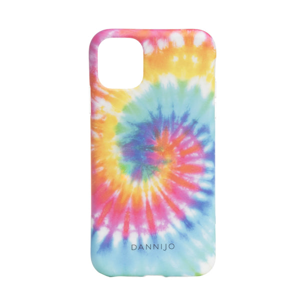 Tie Dye Print iPhone Case