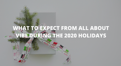 What to Expect From All About Vibe's 2020 Holiday Season