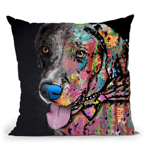Julie Beasley Color Throw Pillow By Dean Russo
