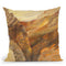 Canyon Vii Crop Throw Pillow By Albena Hristova