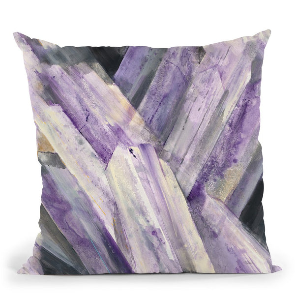 Glacier Ice Throw Pillow By Albena Hristova
