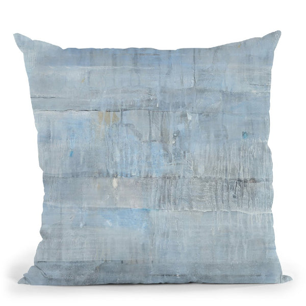 Layers Throw Pillow By Albena Hristova