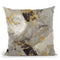 Painted Desert Neutral Throw Pillow By Albena Hristova