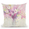 Pretty In Spring Throw Pillow By Albena Hristova