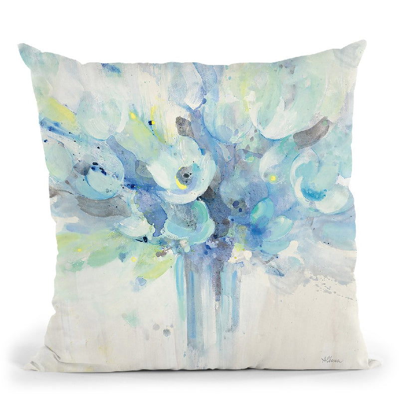 Sun Kissed Throw Pillow By Albena Hristova