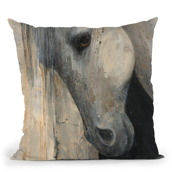 Beauty Throw Pillow By Albena Hristova