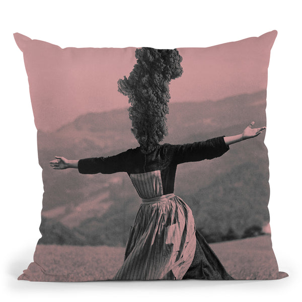 Mind Blown Throw Pillow By Andreas Lie