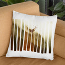 Tail Fin Throw Pillow By Andreas Lie