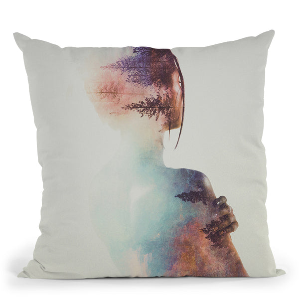 Untitled 1204 Throw Pillow By Andreas Lie