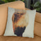 Walking Bear Throw Pillow By Andreas Lie