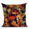 Watercolor Lion Throw Pillow By Andreas Lie