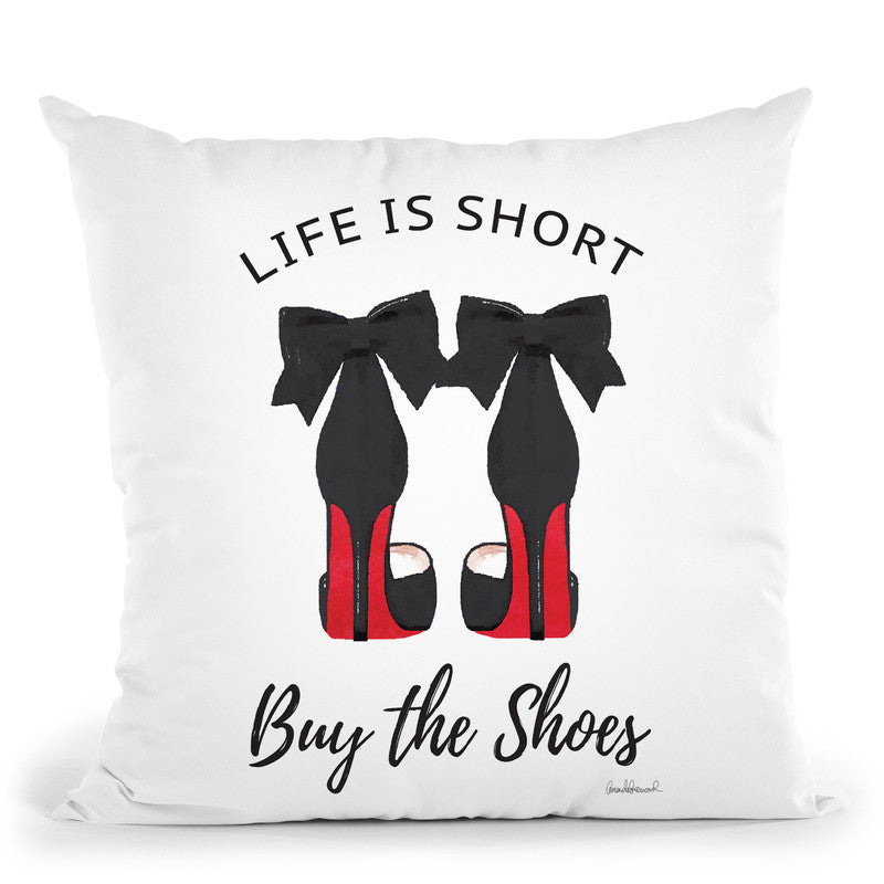 Life Isort Buy Theoes Throw Pillow By Amanda Greenwood