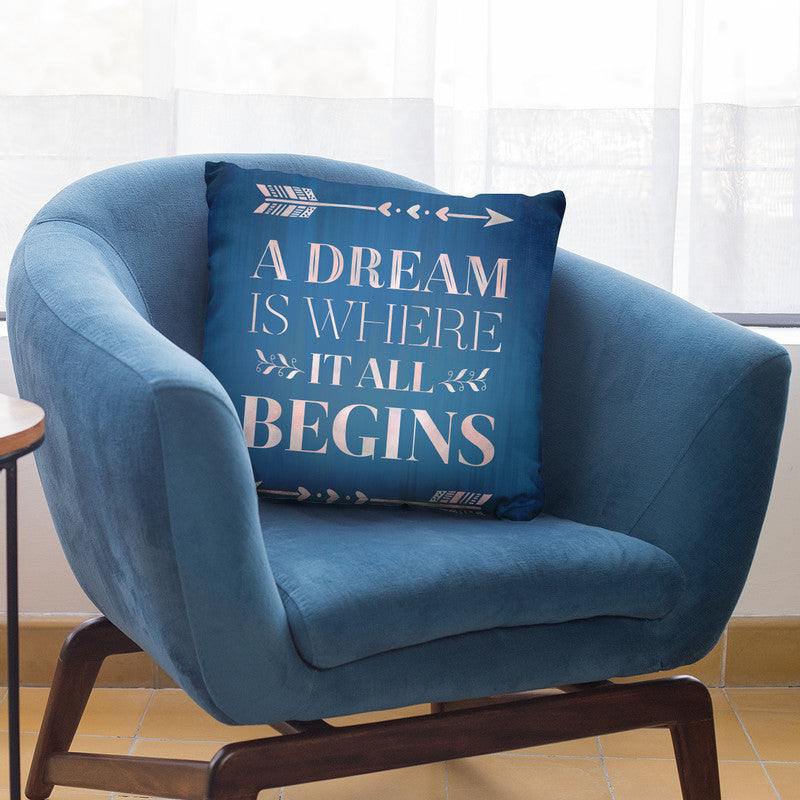 A Dream Throw Pillow By Andrea Haase